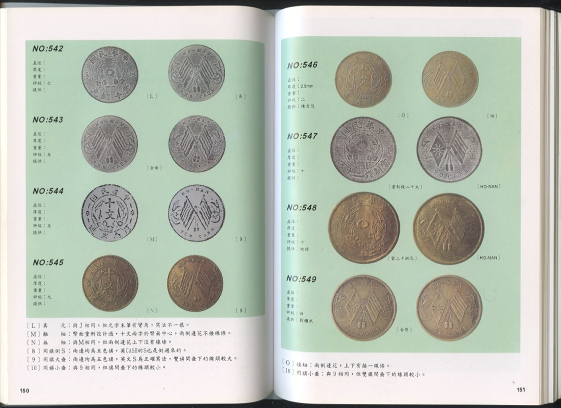 Coin books china modern paper bibliographyreviews sale semans rarity ratings color photos of decent specimens by taiwans leading copper collector often referenced in european auctions as ccc chinese text geenschuldenfo Image collections